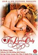 For Lovers Only, Adult DVD