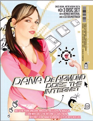 Dana DeArmond Does the Internet
