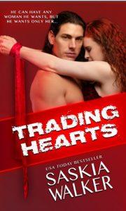 Trading Hearts by Saskia Walker