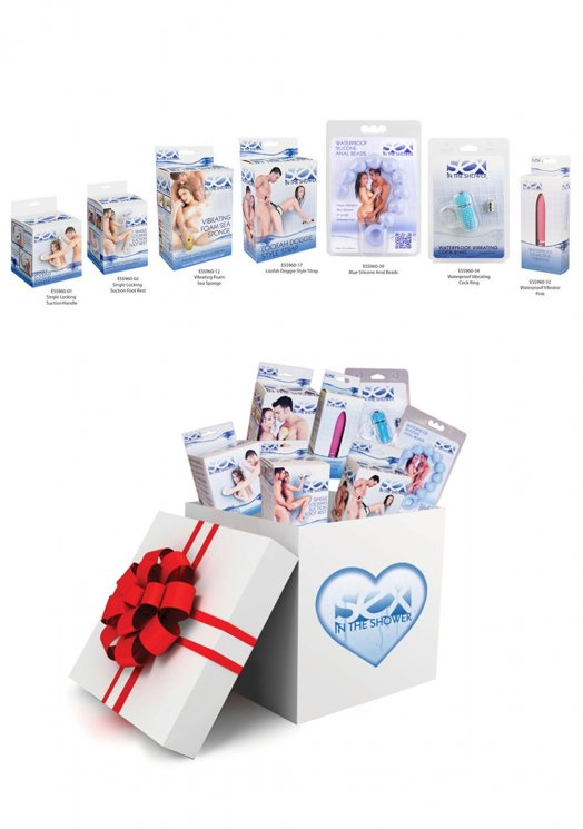 Sex In The Shower Gift Box