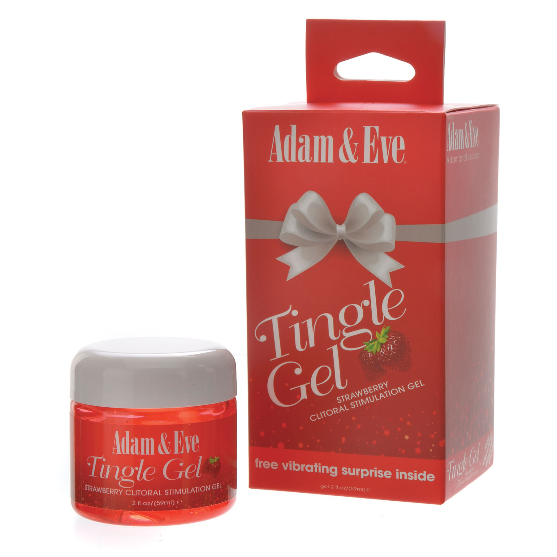 Adam & Eve Tingle Gel and Gift