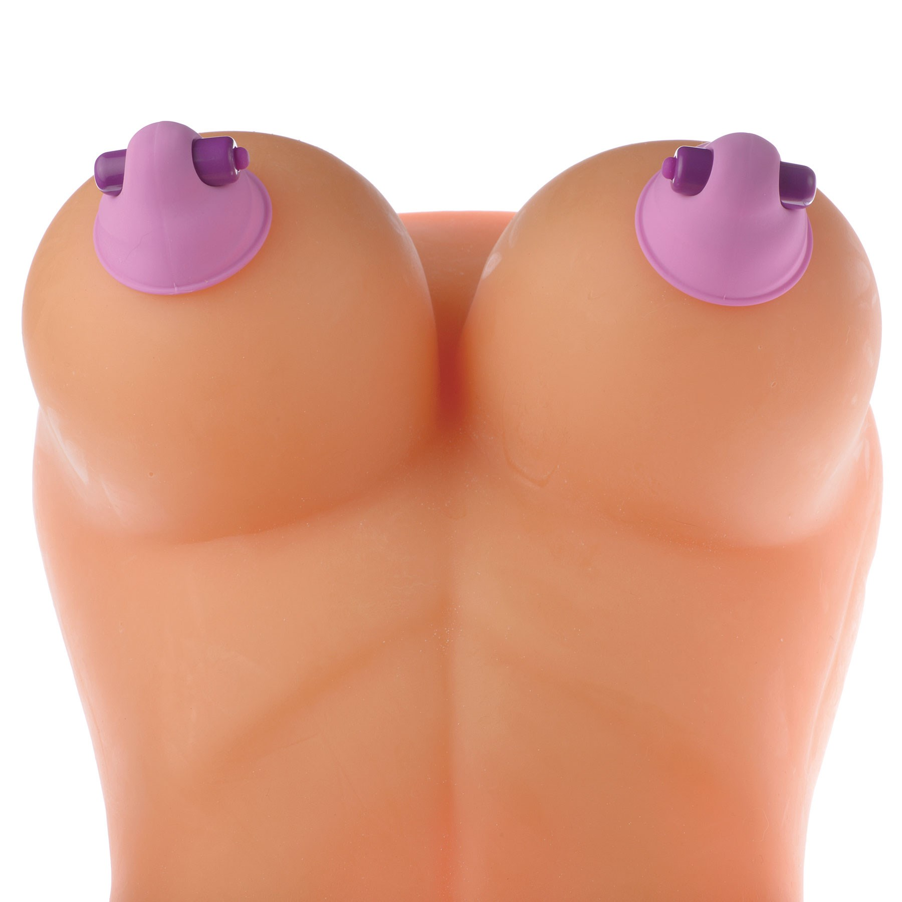 Fantasy For Her Vibrating Nipple Suck-Hers