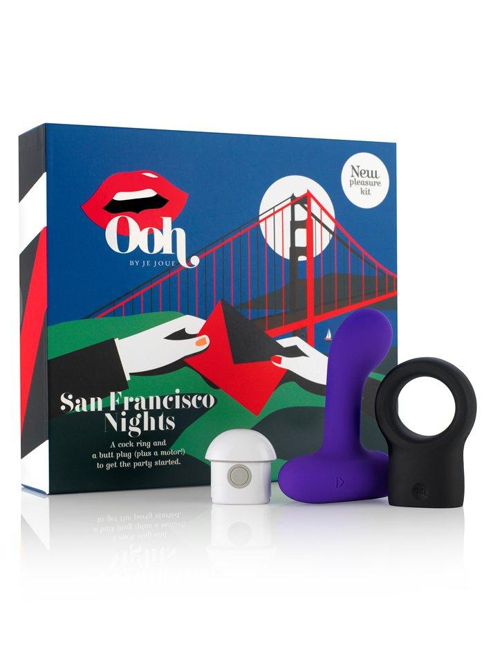 Ooh San Francisco Nights Pleasure Pack by Je Joue