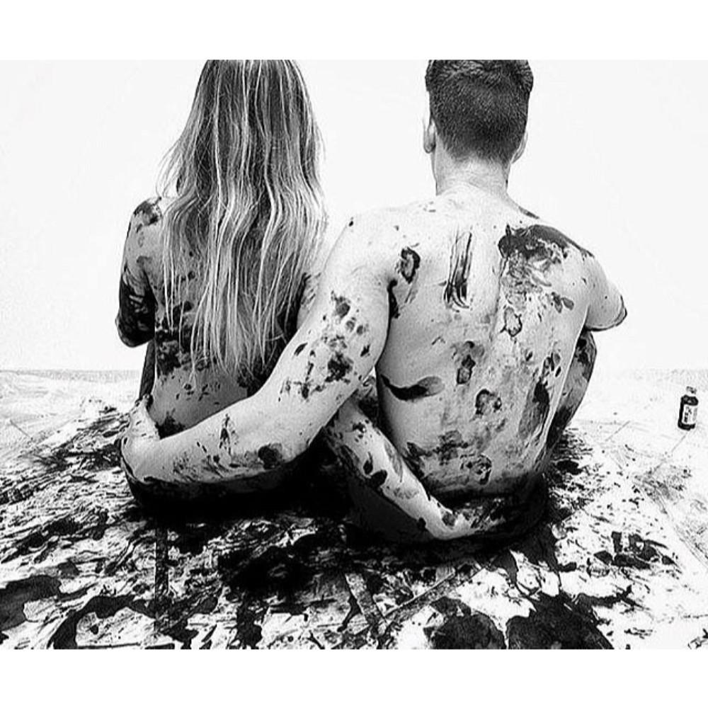 Liberator - Love is Art Paint & Canvas Kit