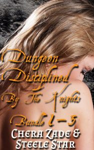 Dungeon Disciplined By The Knights bundle 1 – 3 (Medieval Dungeon Punishment Stories)