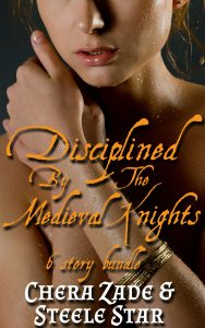 Disciplined by the Medieval Knights (6 story bundle)