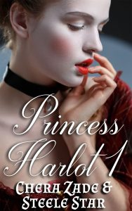 Princess Harlot 1: Purchased by the Princes (Royal Whore)