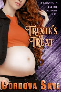Trixie's Treat: A Fantastically Fertile Halloween Short